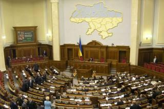 Рада ратифицировала Меморандум между Украиной и Великобританией о сотрудничестве в сфере обороны