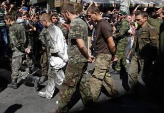 Украина готова вытаскивать наших пленных по формуле «1:3»
