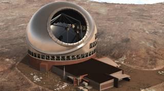 Коренные жители Гавайев заставляют создателей первого гигантского телескопа перенести его на 13 тыс км