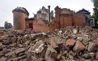 Италию снова сильно сотрясло