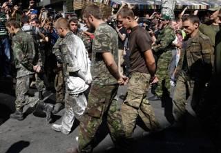 Боевики опять требуют освободить всех оккупантов