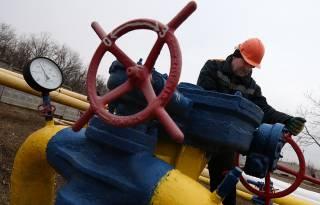 Украина продолжает попытки спрыгнуть с российской газовой иглы