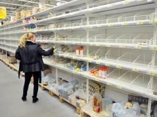 Россия поставляет на Донбасс просроченные продукты