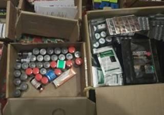 У жителя Днепропетровщины изъяли сильнодействующие лекарственные средства на миллион