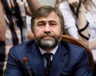 В парламент поступило представление на Новинского. В СБУ утверждают, что он уже в Греции
