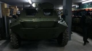 Под Киевом найден тайный бункер, напичканный вооружением для полноценной военной операции