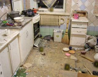 На Полтавщине от взрыва гранаты в квартире погиб мужчина