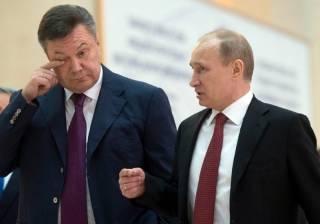 Путин тайно поговорил с Януковичем о «черной бухгалтерии»