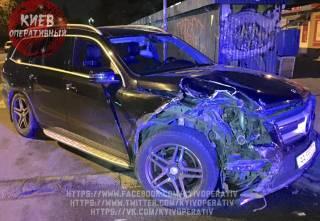 Депутатский сын «отправил в нокаут» Matiz, полицейский Prius, а четверых человек – в больницу