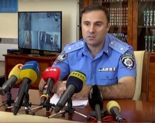 Руководитель одесской полиции подал в отставку, ни слова не сказав о причине