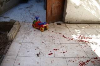 В Сирии войска Асада обстреляли школу