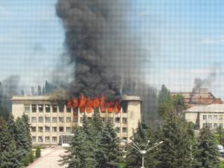 Триумф спецназа: освобождение Дзержинска
