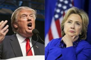 В США выбирают президента. Пока впереди Трамп