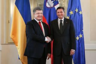 Словения первой из стран ЕС признала агрессию России против Украины