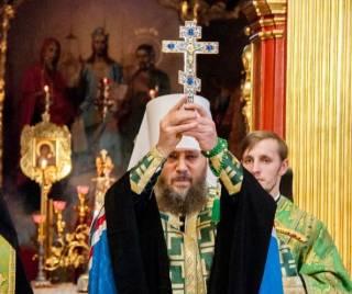 Митрополит Антоний в день Нестора Летописца напомнил об ответственности за судьбу Украины