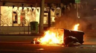 Американцы продолжают устраивать беспорядки на улицах, протестуя против победы Трампа