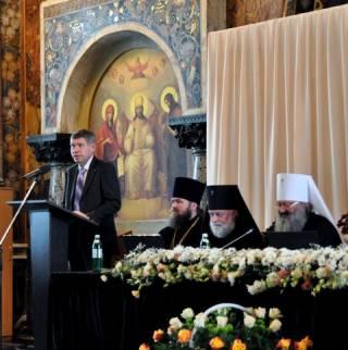 Выпускники высших духовных заведений Украины первые на постсоветском пространстве получат документы, признанные государством