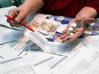 Субсидии сняли с украинцев долги по коммуналке, а «Ощадбанк» установил комиссию за прием платежек