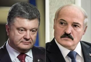 Виновные наказаны... Порошенко извинился перед Лукашенко за инцидент с самолетом «Белавиа»