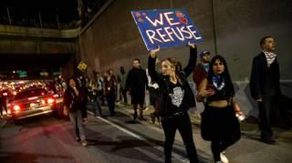 Митинги в США переросли в беспорядки. Трамп считает их не справедливыми