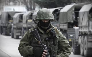 США предупреждают, что Россия наращивает в Крыму военную базу