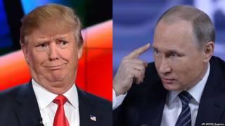 Трампа призвали занять жесткую позицию по отношению к Путину