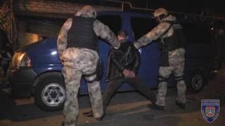 В Одессе задержан  наркоторговец с арсеналом оружия