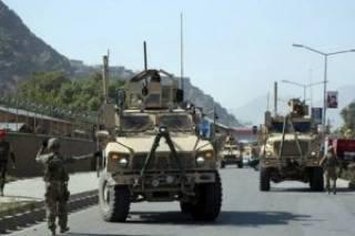На базе НАТО в Афганистане прогремел взрыв. Есть жертвы
