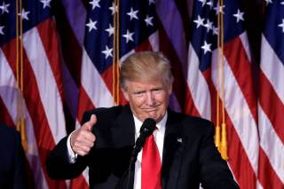 Трамп озвучил основные приоритеты на ближайшее время