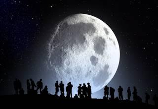 14 ноября мы увидим самую большую Луну с начала XXI века