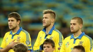 Украинская сборная по футболу обыграла финнов - 1:0