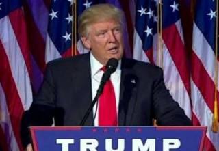 Трамп отказался от президентской зарплаты. И будет получать всего один доллар в год