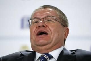 Впервые в новой истории России на взятке попался действующий министр