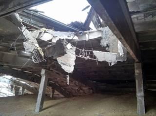 Боевики оставили Новобахмутовку без зернохранилища