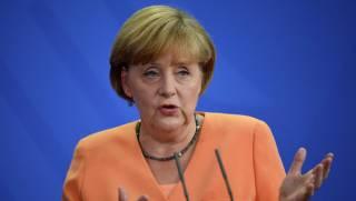 Меркель снова решила стать канцлером Германии. И президента уже подобрали достойного