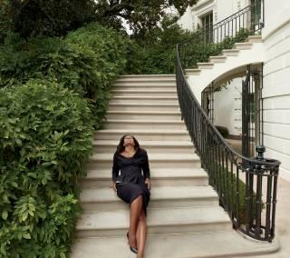 Первая леди США перед уходом из Белого дома снялась в модной фотосессии