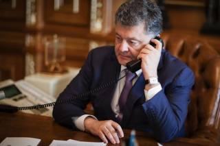Порошенко и Трамп договорились о встрече. Где - пока непонятно