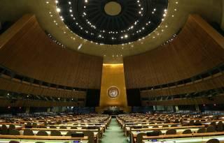 ООН официально признала Россию оккупантом