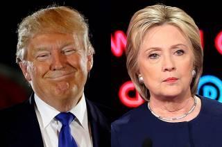 За Клинтон проголосовали на миллион человек больше, чем за Трампа. Протестные группы объединились в альянс