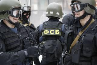В Крыму задержали очередного украинского «диверсанта»