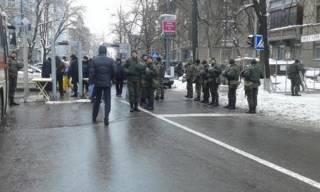 В Киеве продолжаются протесты