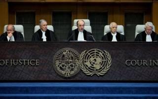 В Кремле объяснили, почему Россия вышла из юрисдикции Гаагского трибунала