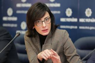 Кабмин уволил главу Нацполиции Деканоидзе