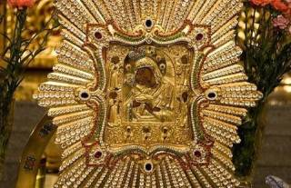 В Киеве православные в ночь с 18 на 19 ноября будут молиться перед Почаевской иконой Божией Матери