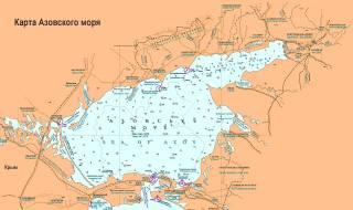Пока Украина пытается искать нефть и газ в Одесской области, Россия исследует аннексированную акваторию Азова