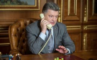 У Порошенко утверждают, что пранкеры смонтировали его разговор с «президентом Киргизии»