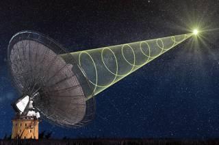 Американские астрофизики зафиксировали самый яркий в истории, загадочный инопланетный сигнал