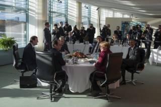 Обама и лидеры Евросоюза договорились, если не усилить, то сохранить санкции против России
