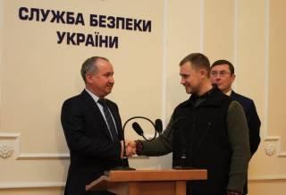 ФСБ хотела, чтобы Богданов замерз в лесу. Теперь он будет работать в СБУ