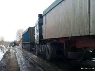 Львовский мусор начали возить в Борисполь